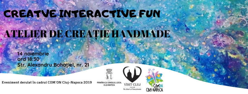 Creative. Interactive. Fun