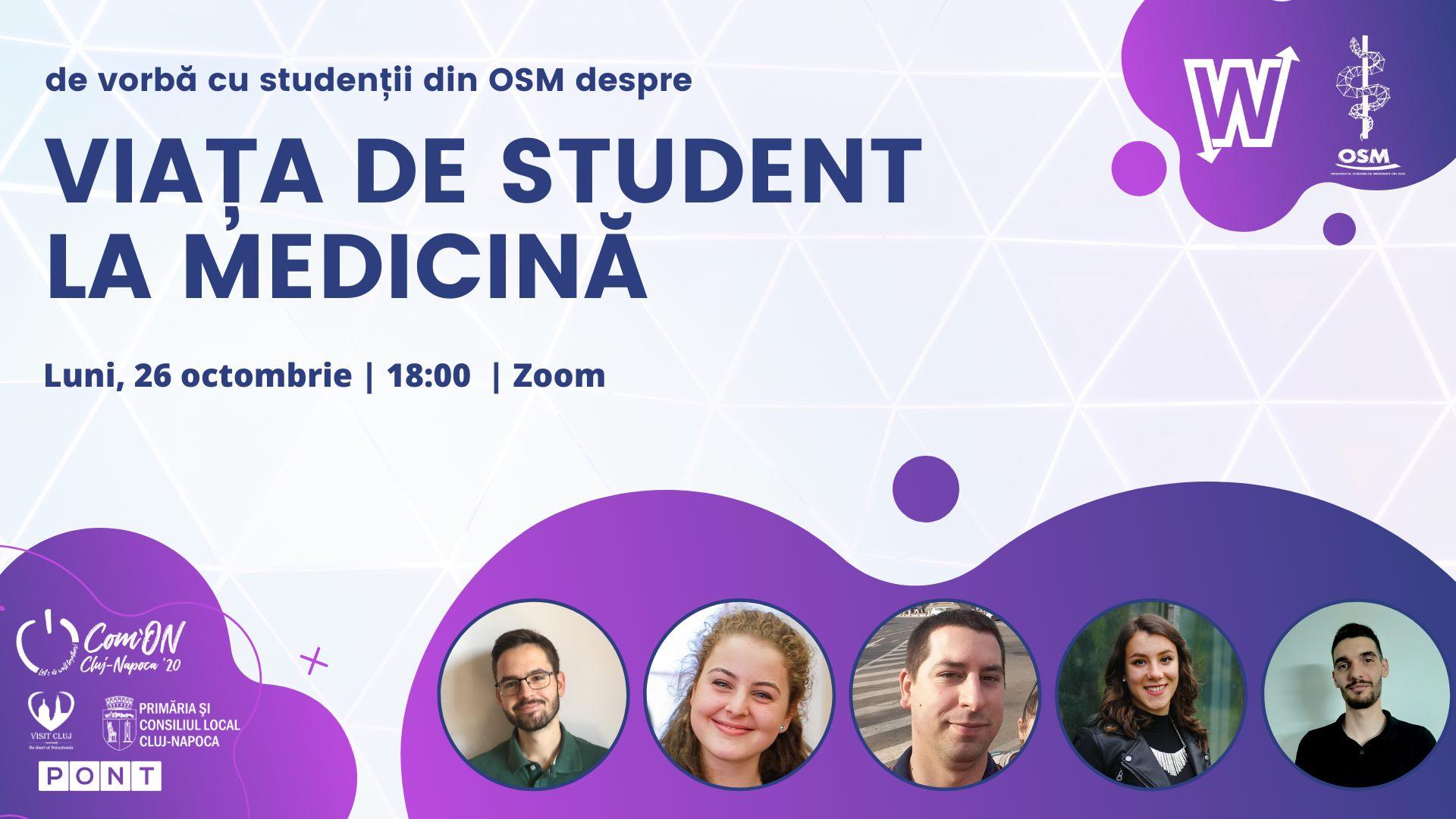 Viata de student la medicina