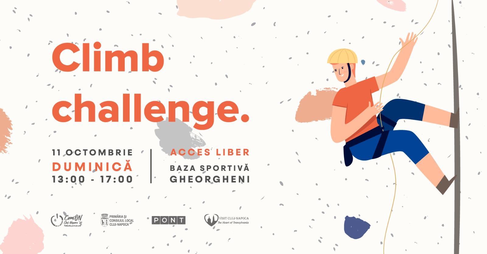 Climb Challenge