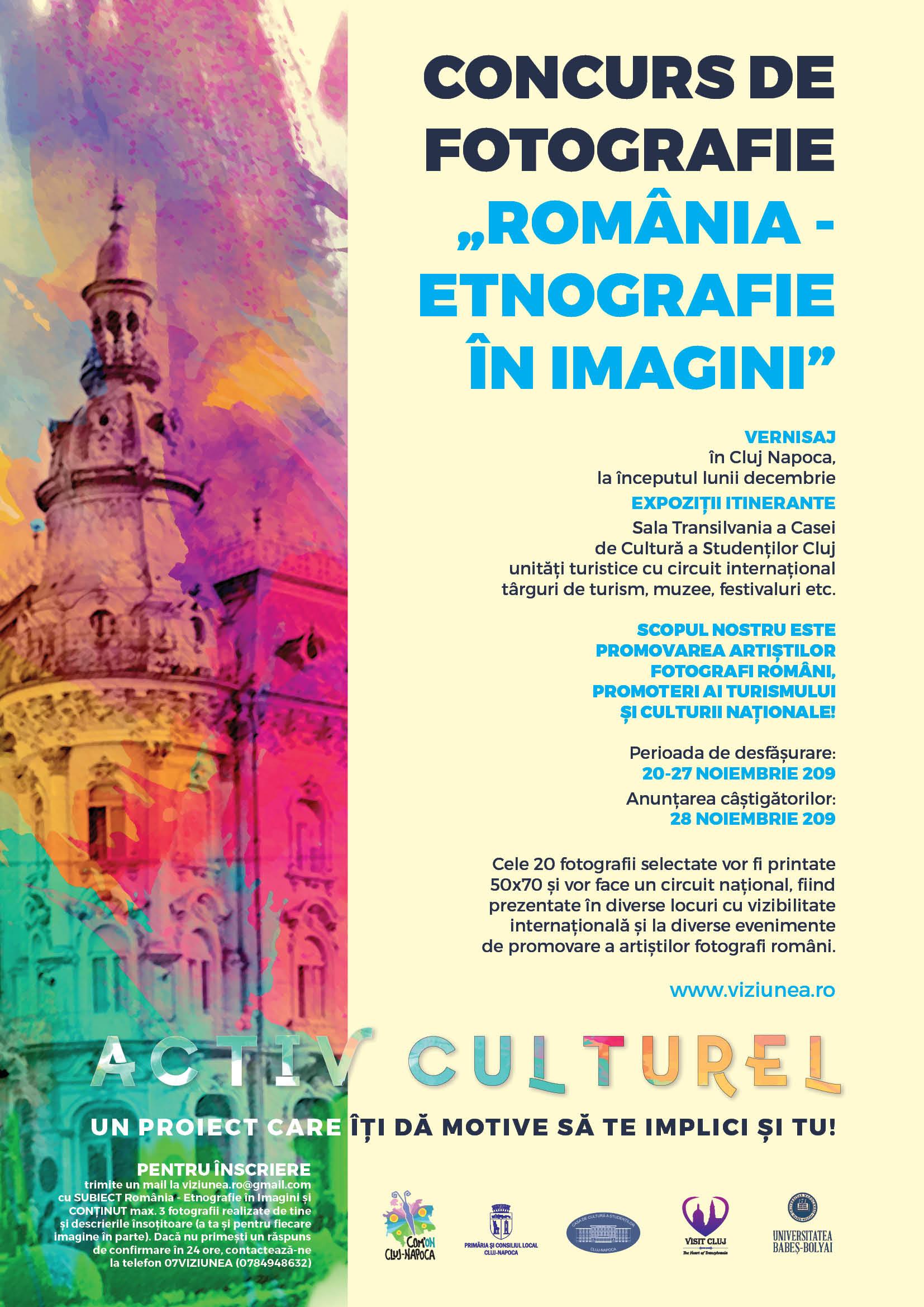 România - Etnografie în Imagini - Concurs de Fotografie